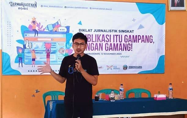 Pemdes Diminta Optimalkan Media Sosial